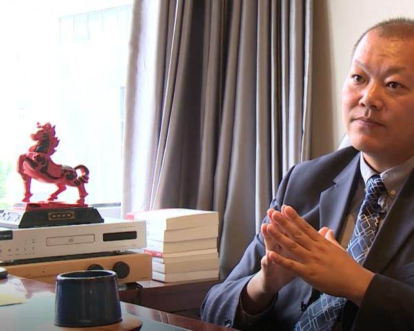 中国梦践行者之安翔:坚持法律路上的工匠精神